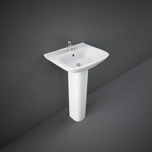 RAK Origin 45cm Basin 1TH with Full pedestal