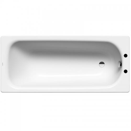 Kaldewei Saniform Plus 360 Steel Bath 2 Tap Hole