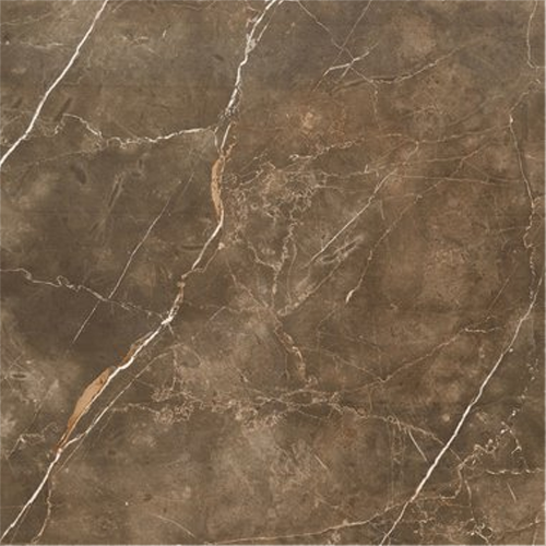 RAK Ceramics Atlantis Marble Brown Polished Tiles (59.5 x 59.5)