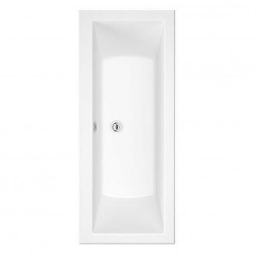 Double Ended Acrylic Bath - Zane 200 DE By Voda Design