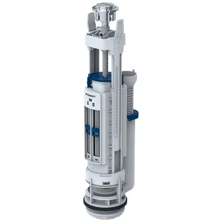 Geberit Dual Flush Valve Type 290 for Ceramic Cistern 282.350.21.2