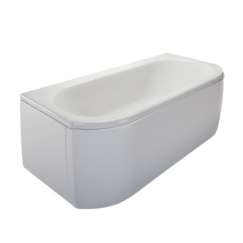 Trojan Destiny D Shape 1700 x 800 Bath