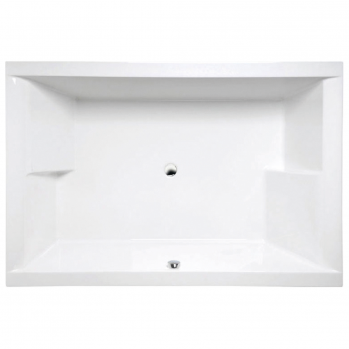 Synergy Dupla 1800mm Modern Double Ended Bath