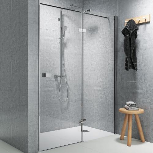 Vodas 8 Stella 8mm Hinged Shower Enclosure