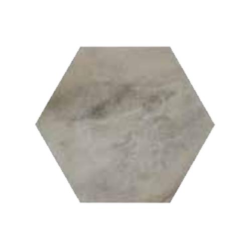 RAK Ceramics Country Brick Grey Hexagonal Tiles (20 x 23)