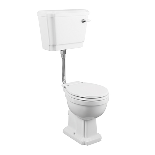 Low Level Traditional Toilet