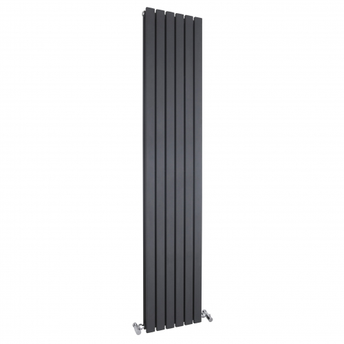 Hudson Reed Sloane Anthracite Double Panel H1800 x W354 mm HLA74