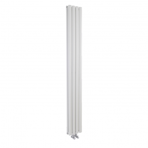 Hudson Reed White Revive Compact Double Radiator H1800 x W236 mm HRE007
