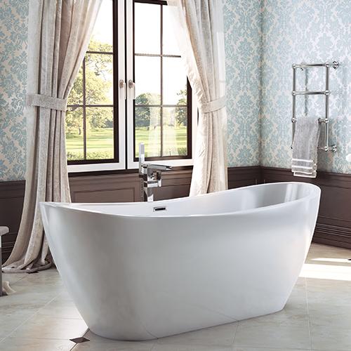 Freestanding Luxury Bath 1830mm Aviana