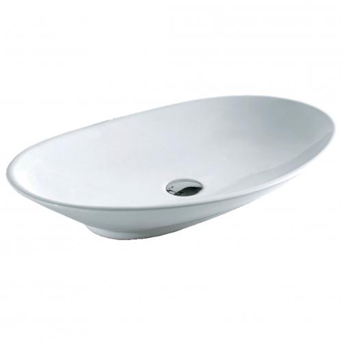 Pearl 680mm Countertop Basin By Voda Design