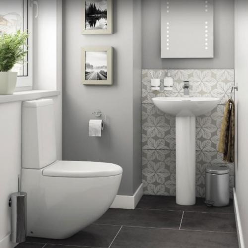 Lyon 4 Piece Bathroom Suite