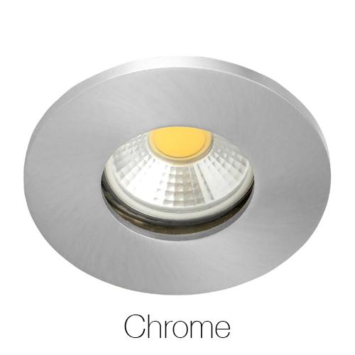 Synergy Poppi SPA Shower Lights Chrome