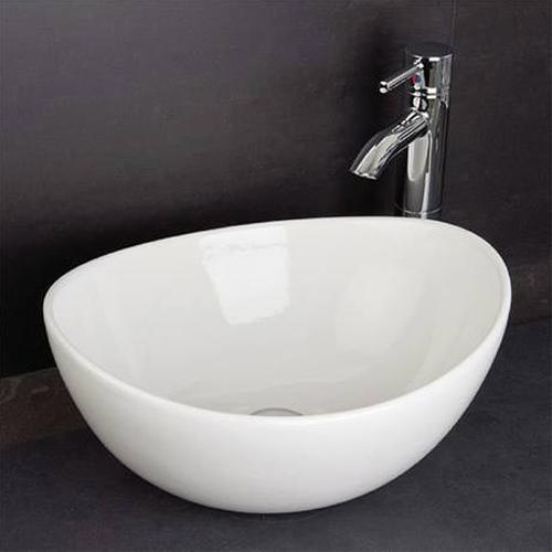 RAK Ceramics Shell Counter Top Basin