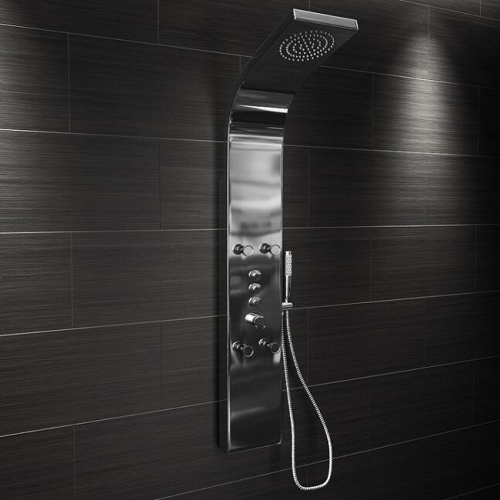 Wall Mounted Shower Panel - Mirage by Voda Design
