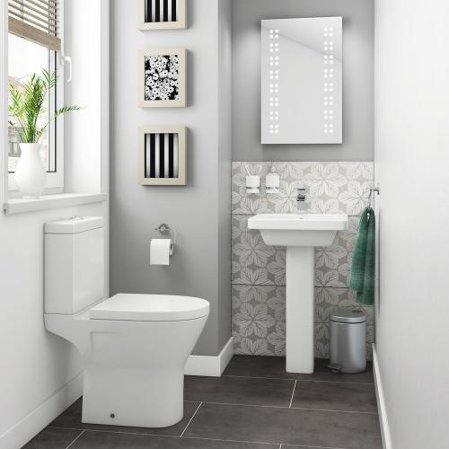 Marbella 4 Piece Bathroom Suite