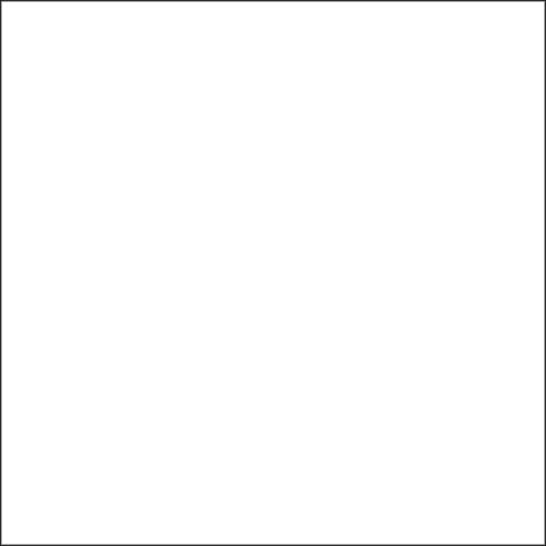 Gloss White Plain Ceiling & Wall Panel by Voda Design