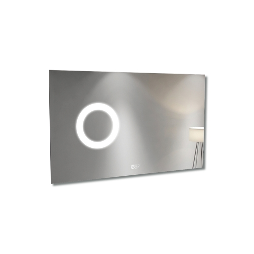 Lucido 1000x600mm Illuminated Modern Mirror