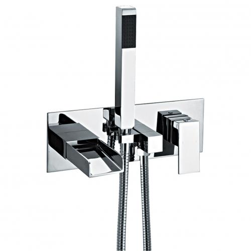 Tec Studio Z Wall Mounted Bath Shower Mixer