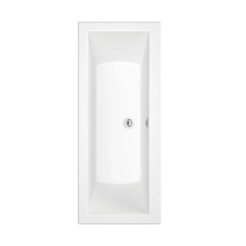 1800mm Trojan Solarna Double Ended Bath - Made In UK