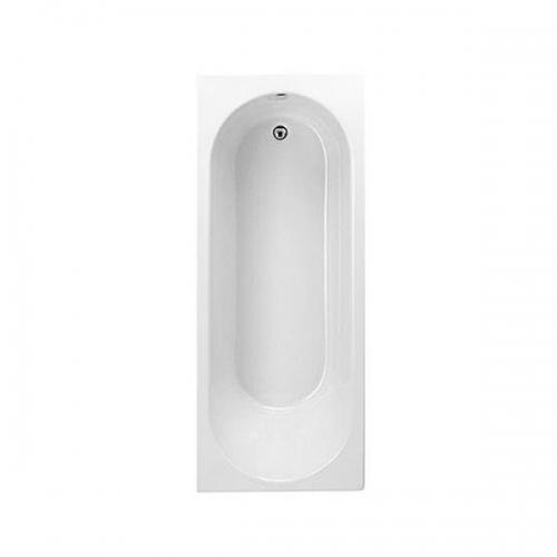 Single Ended Acrylic Bath - Zane 200 SE By Voda Design