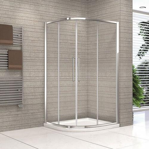 Synergy Vodas 8mm Framed Quadrant Shower Enclosure