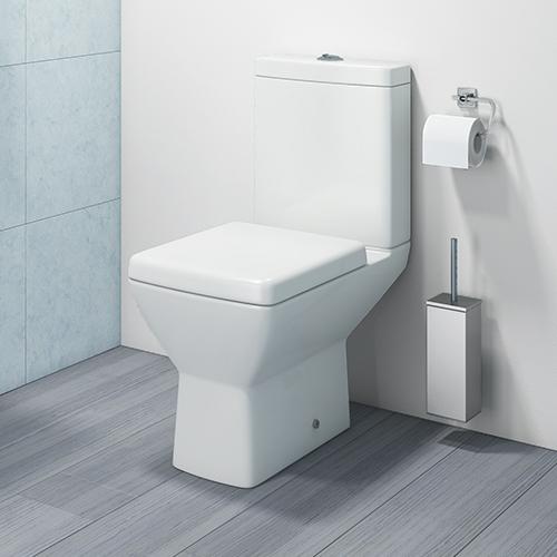 Synergy Valencia Close Coupled WC Toilet Unit