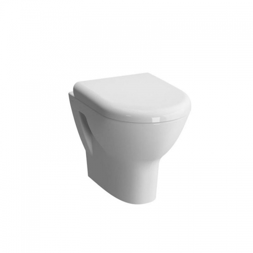 VitrA Zentrum Wall Hung WC with Seat