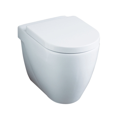 Back To Wall Pan & Soft Close Seat - C30 By Voda Design