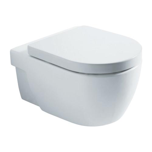 Flero Wall Hung Pan & Soft Close Seat