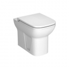 VitrA S20 Fully Back to Wall WC Pan with Standard Seat