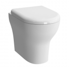 VitrA Zentrum Back To Wall WC with Seat