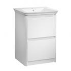 Tavistock Equate Freestanding Gloss White Basin Unit