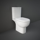 RAK Tonique Full Access WC Pack with Soft Close Seat (Urea)