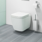 Synergy Venice Wall Hung WC Toilet