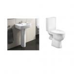 Arley Solus SP580 Toilet & Basin Set